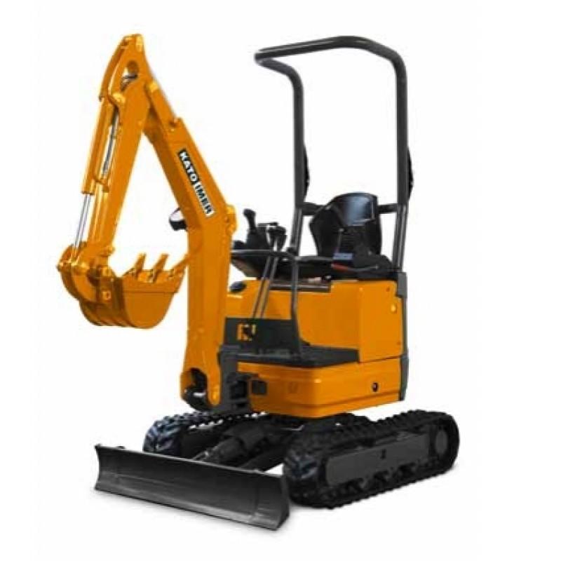 Mini-Excavator 12VXE