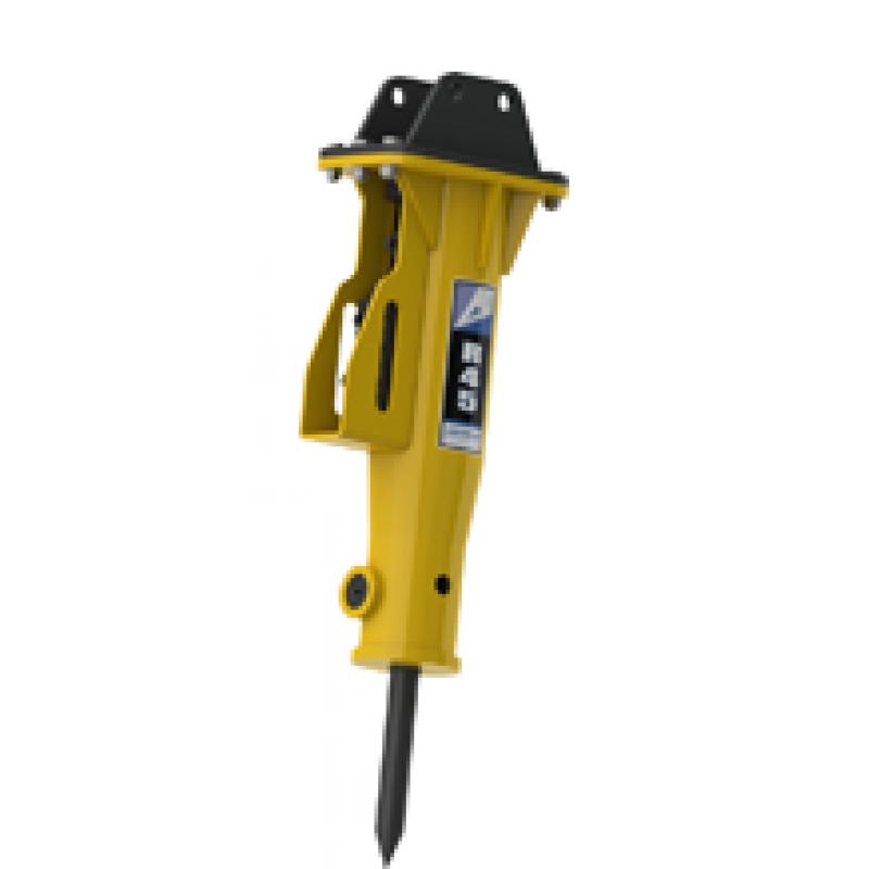 R Range Hydraulic Hammer R45